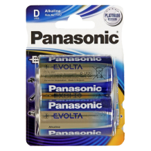 Panasonic LR20EGE/2BP (Батарейка)